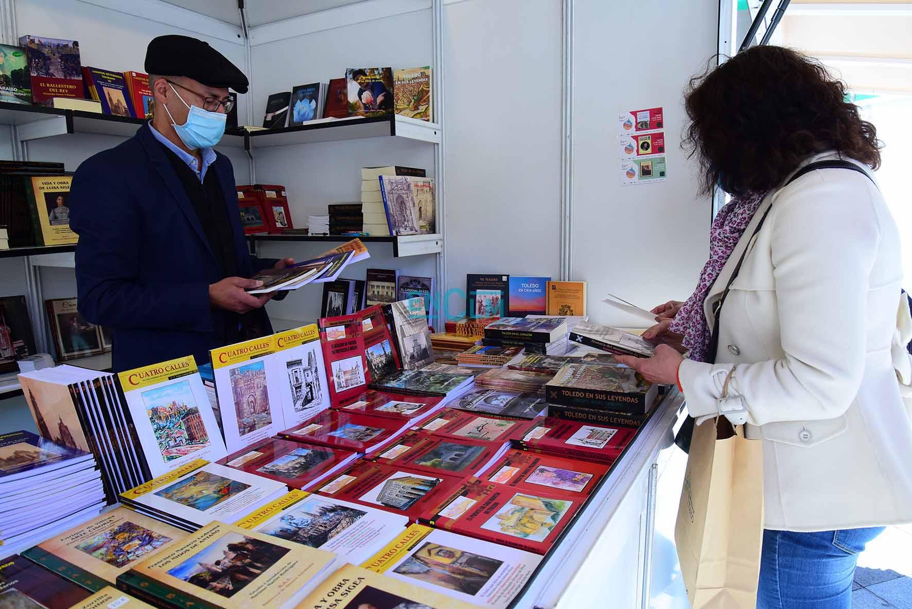 Feria del Libro de Toledo