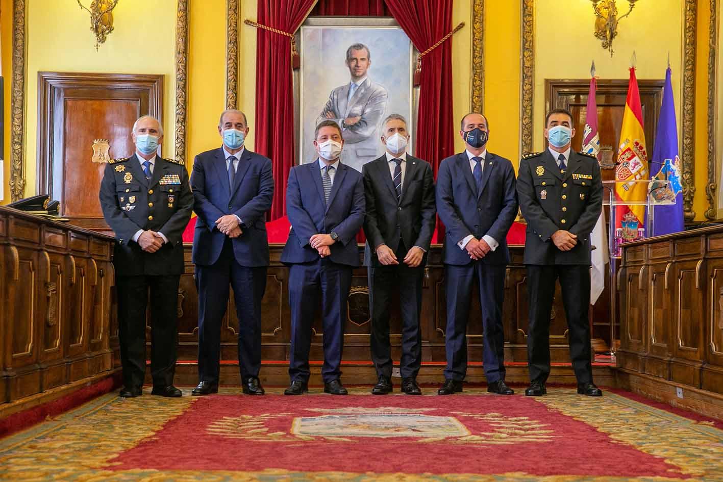 Firma protocolo nueva sede GEO en Guadalajara