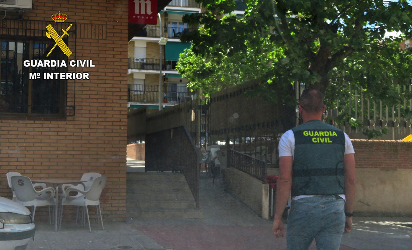 La agresión tuvo lugar la tarde del pasado sábado en Argés.