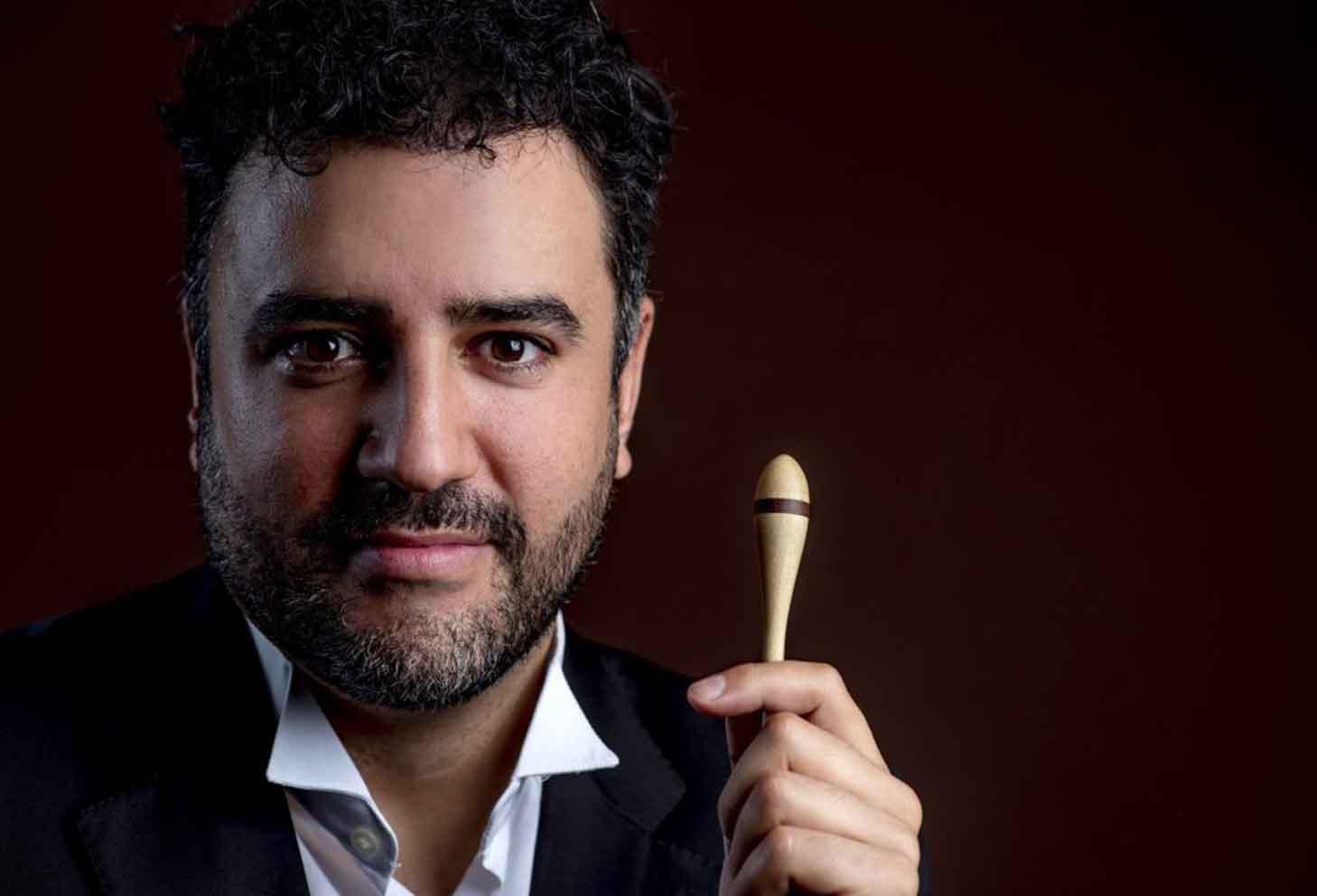 El director de orquesta toledano, Javier Ulises Illán.