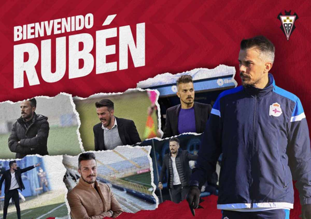 Rubén de la Barrera, el elegido para el banquillo del Albacete