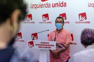Crespo quiere sumar fuerzas sociales en torno a su formación, sin crear una plataforma política. Foto: Ángeles Visdómine