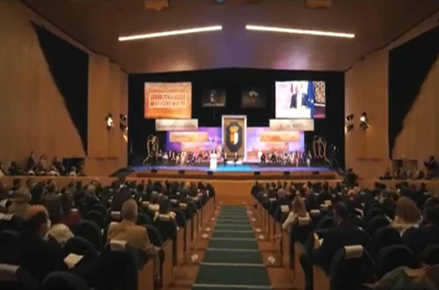 Fotograma del vídeo del Día de Castilla-La mancha de 2021