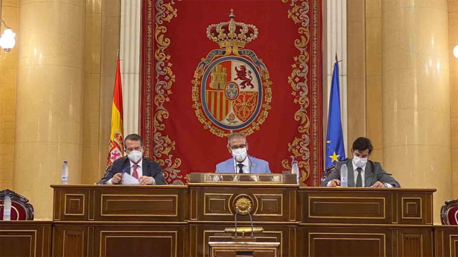 Comisión de Entidades Locales del Senado