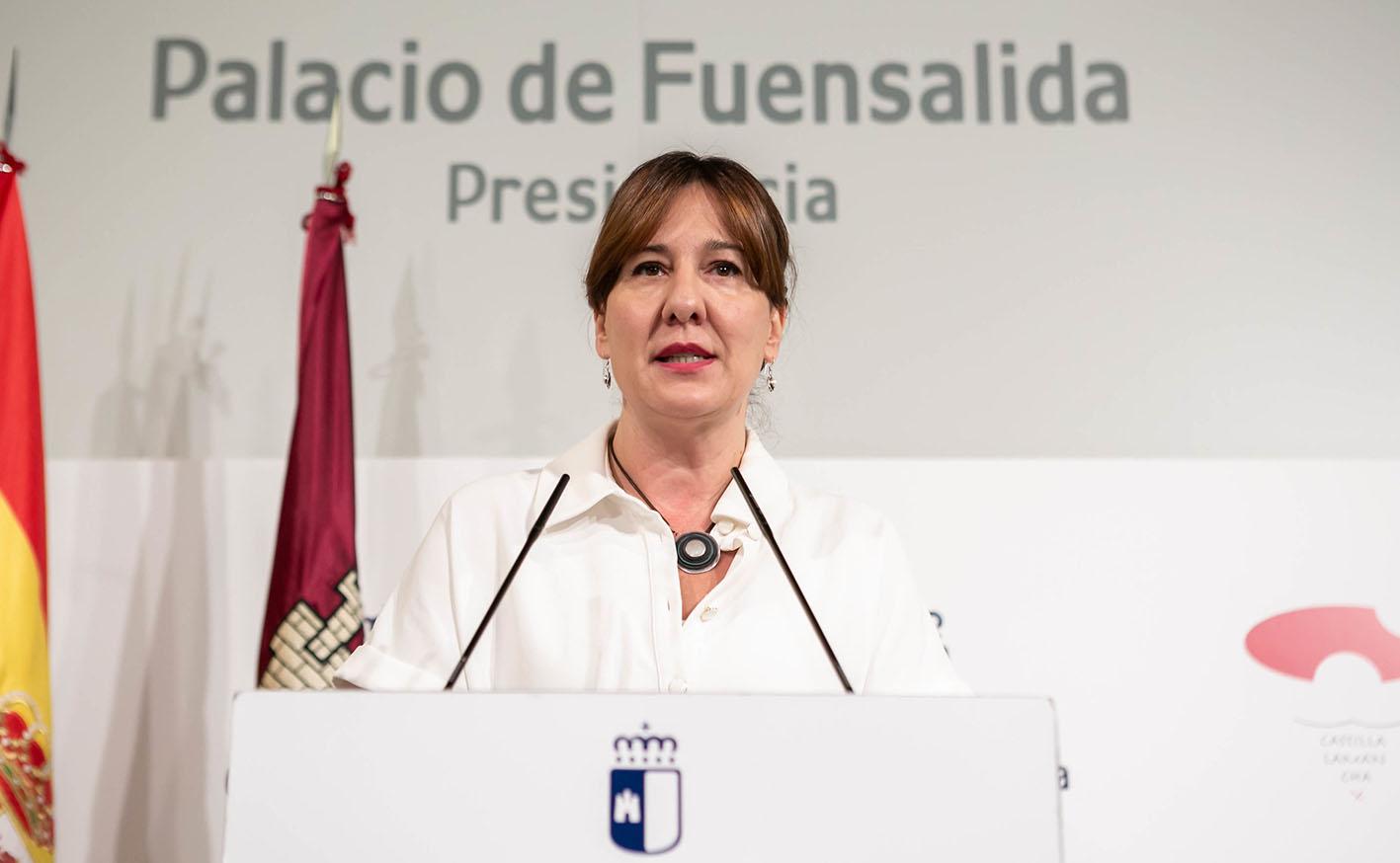 Blanca Fernández informó de las ayudas a los clubes deportivos en tiempos de Covid