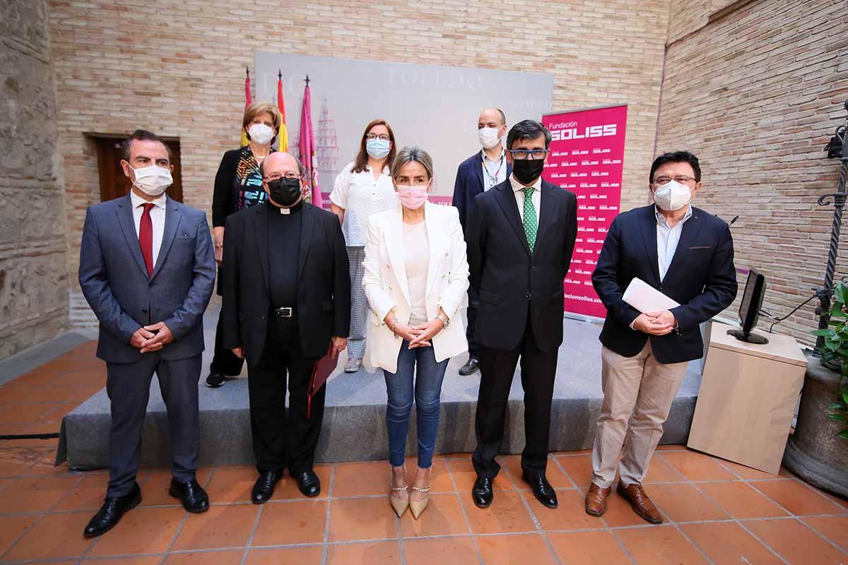 La alcaldesa de Toledo presentó el Festival de Música El Greco de Toledo