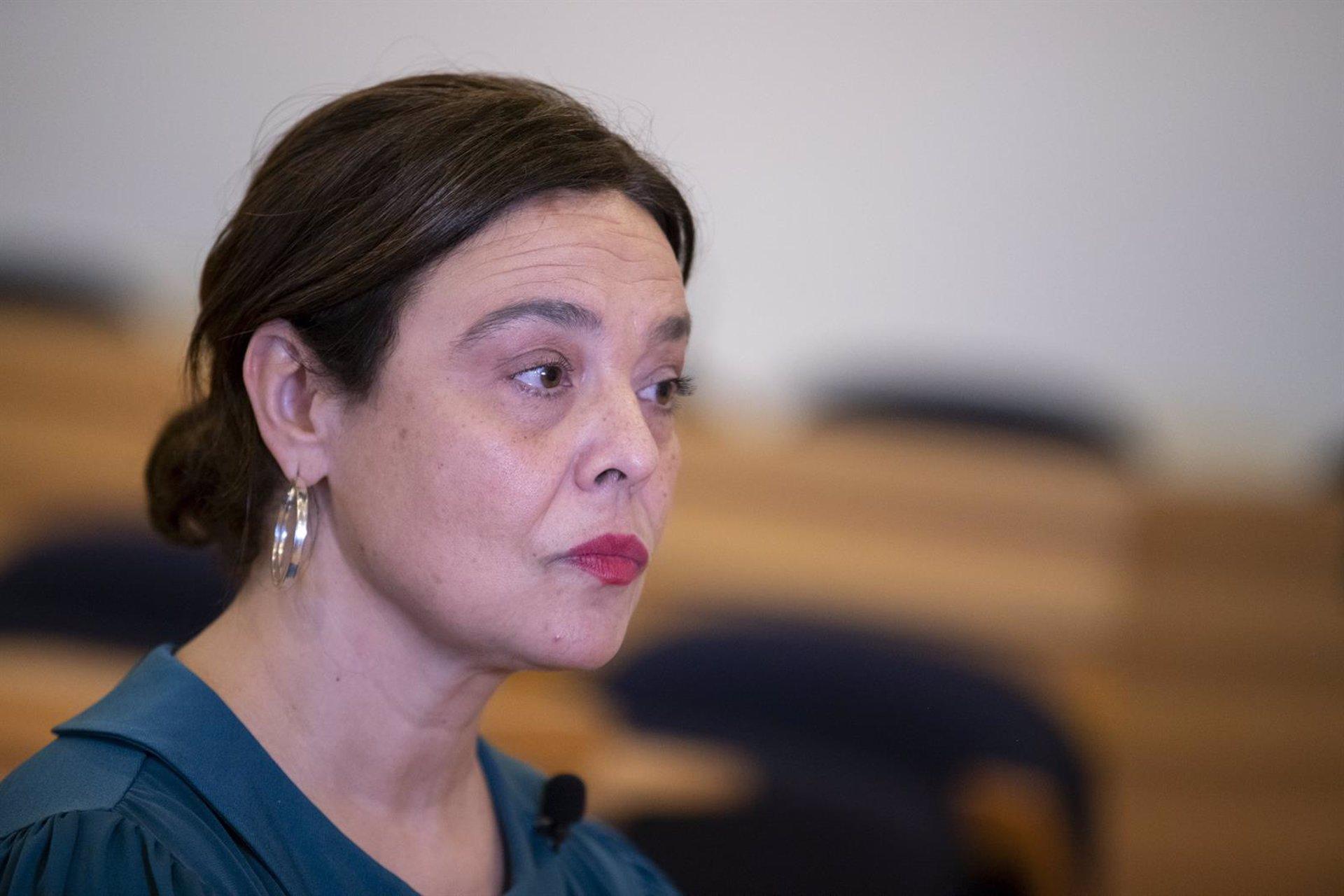 La alcaldesa de Ciudad Real, Pilar Zamora. Foto: Europa Press.