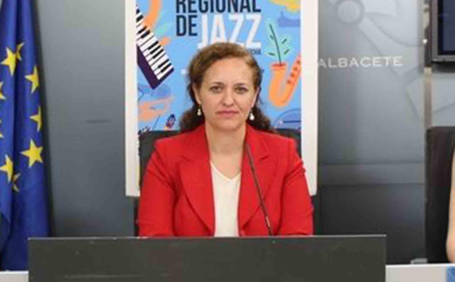Maite García, la concejala de Ciudadanos que ha dimitido en Albacete.