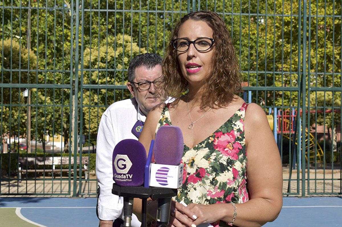 La segunda teniente de alcalde de Guadalajara, Sara Simón