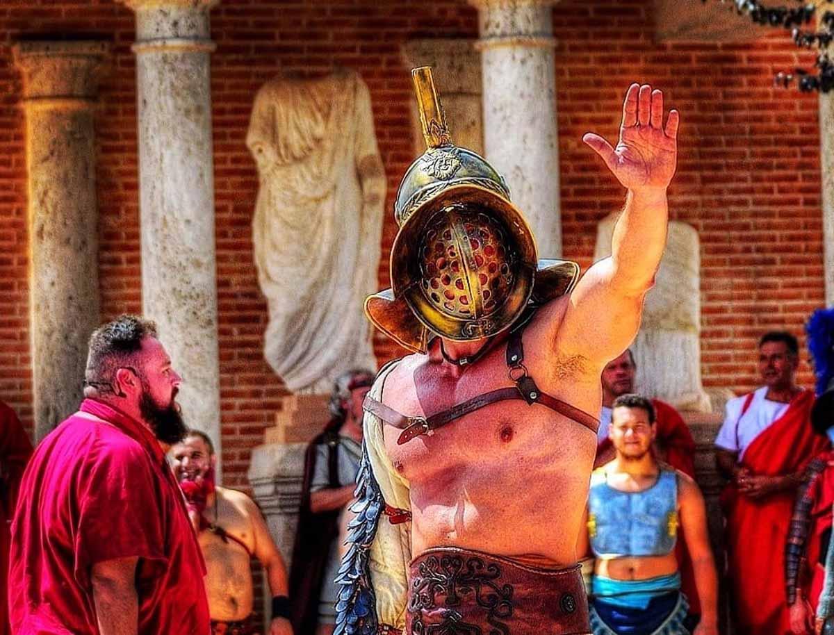 Alhambra vuelve a la época ibero-romana con sus VI Jornadas Laminitanas