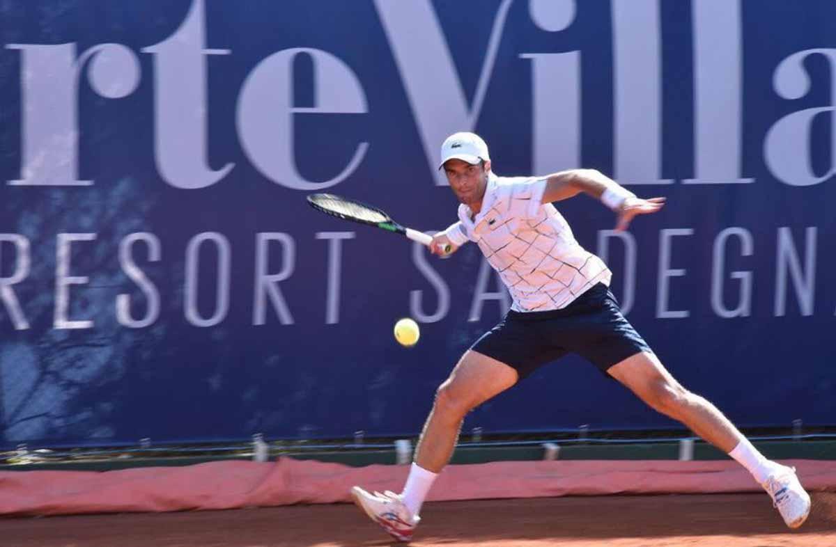 Pablo Andújar: mejor un Grand Slam que un oro olímpico. Foto: @andujarpablo