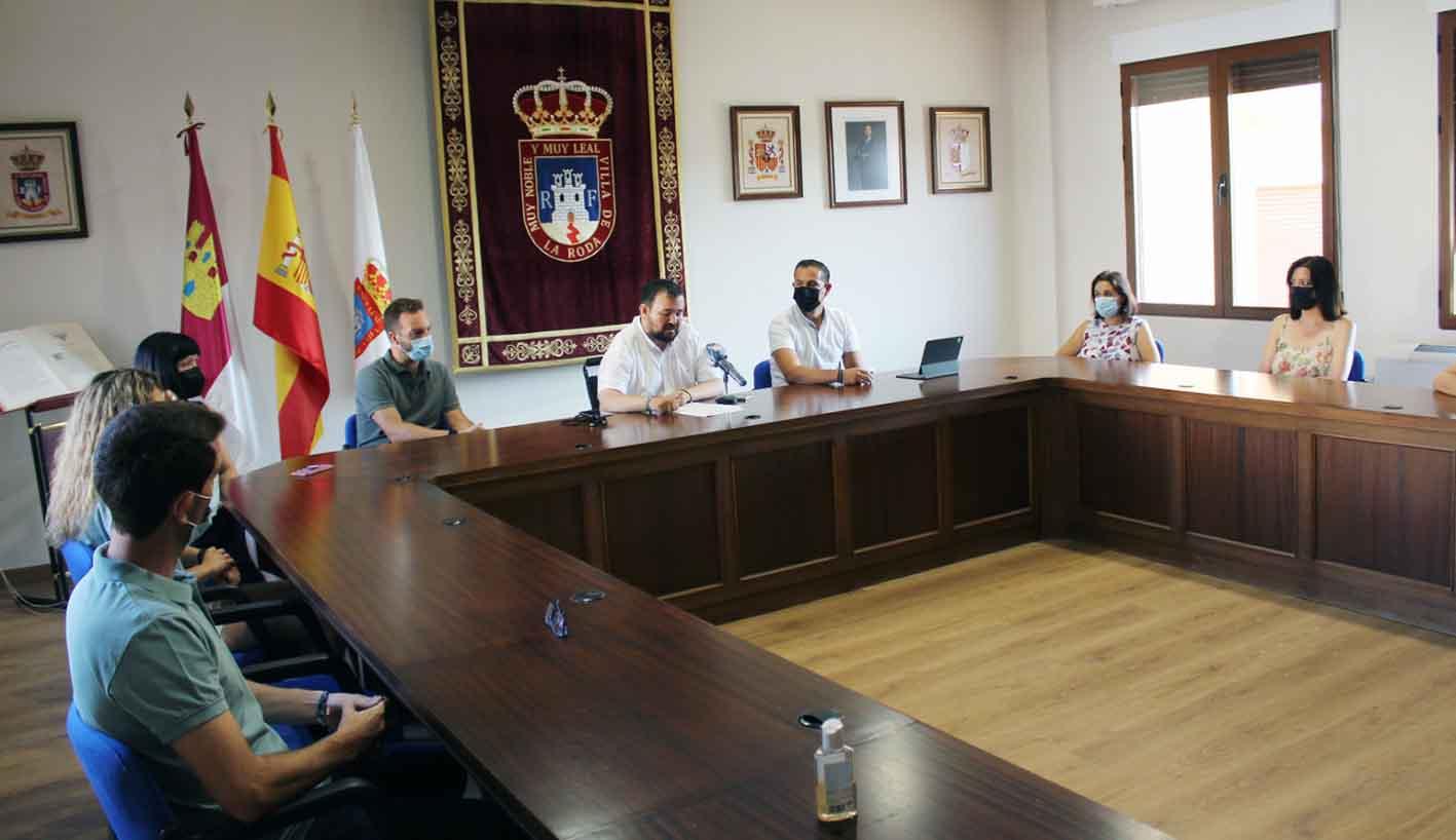 El Ayuntamiento de La Roda suspende parte de sus fiestas