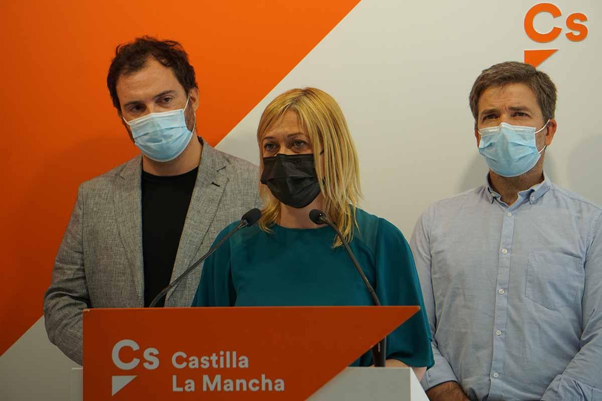 Carmen Picazo detalló el nuevo Comité Autonómico de Cs