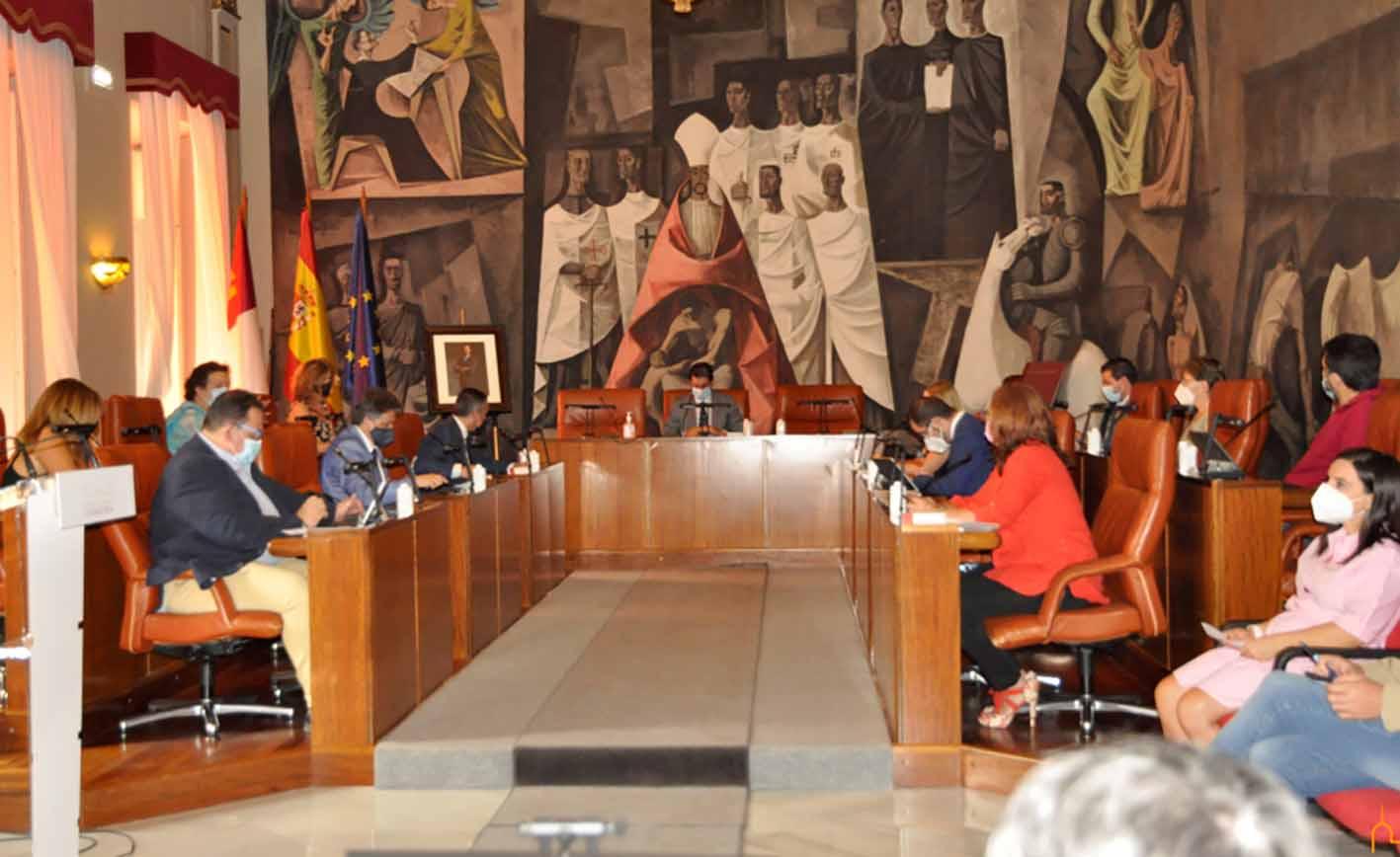 Pleno Diputación de Ciudad Real