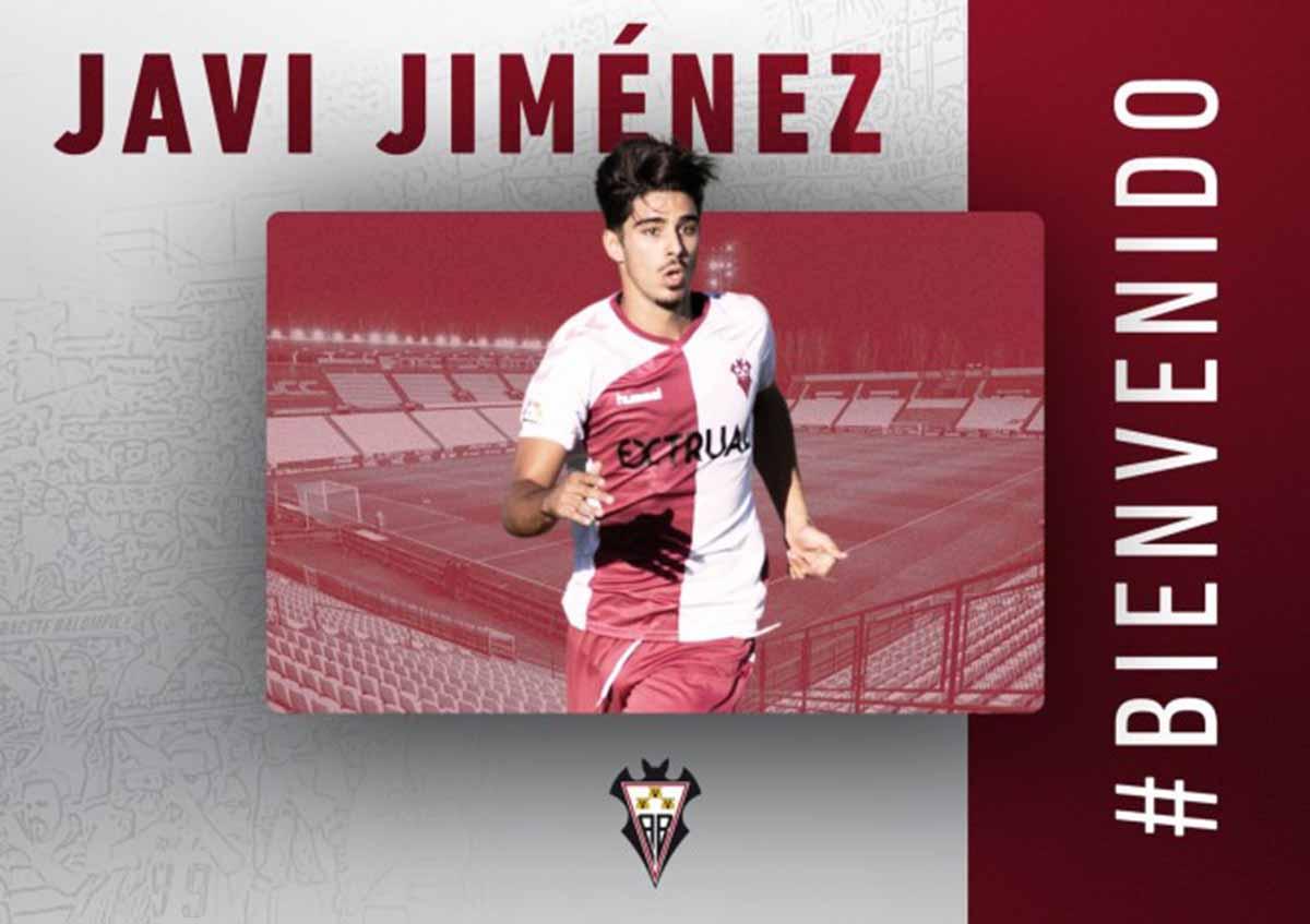 El regreso del central valenciano Javi Jiménez al Alba