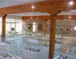 Museo de Ciencias Naturales en Viso del Marqués