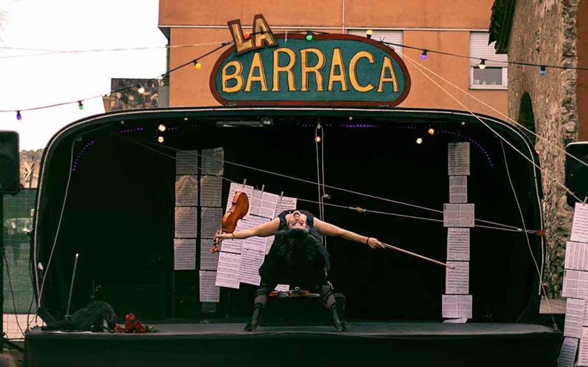 """El """"Teatro Andante"""", un intento de llevar el teatro a los pueblos a la manera lorquiana"""