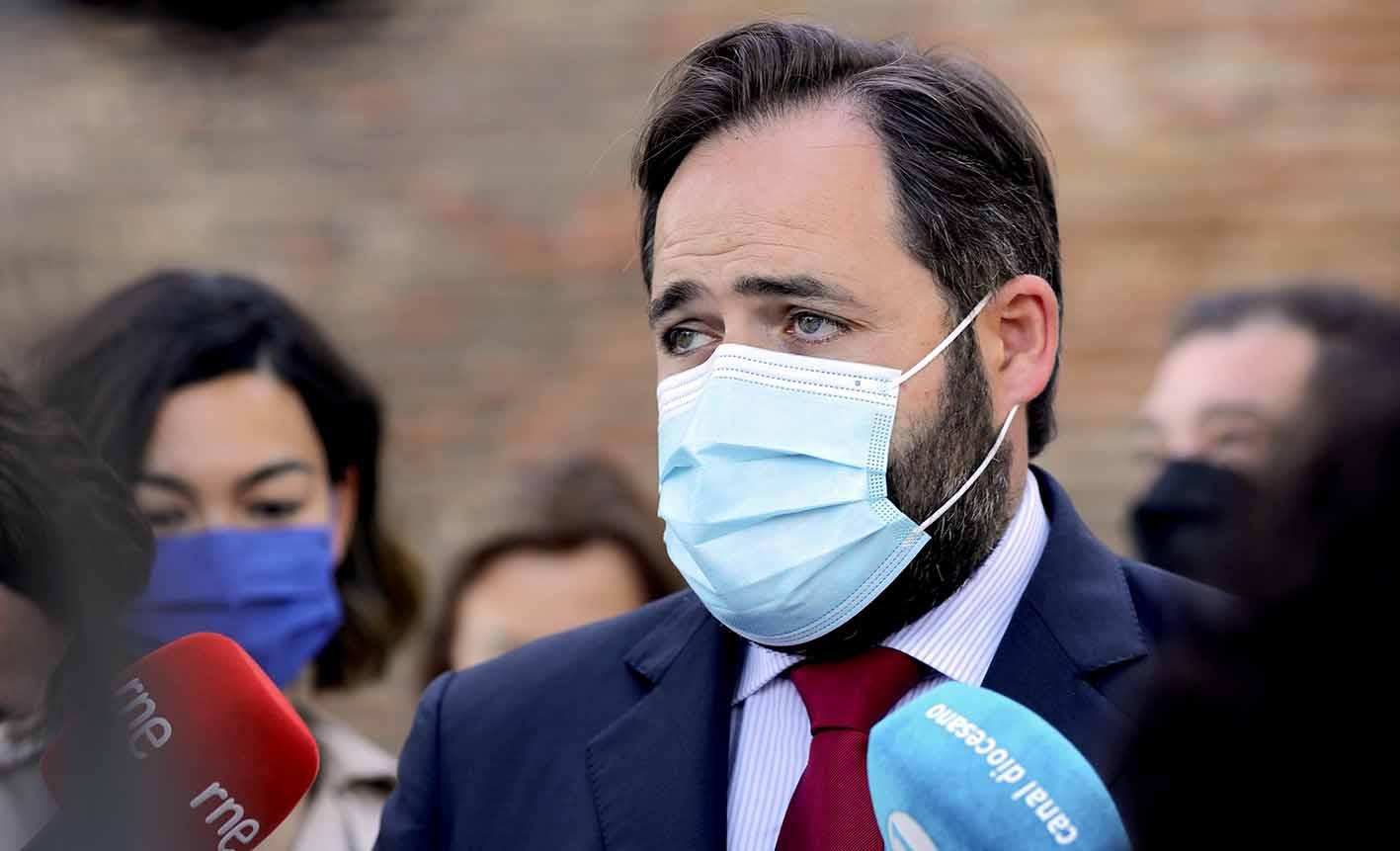 Paco Núñez anuncia plan bajada impuestos