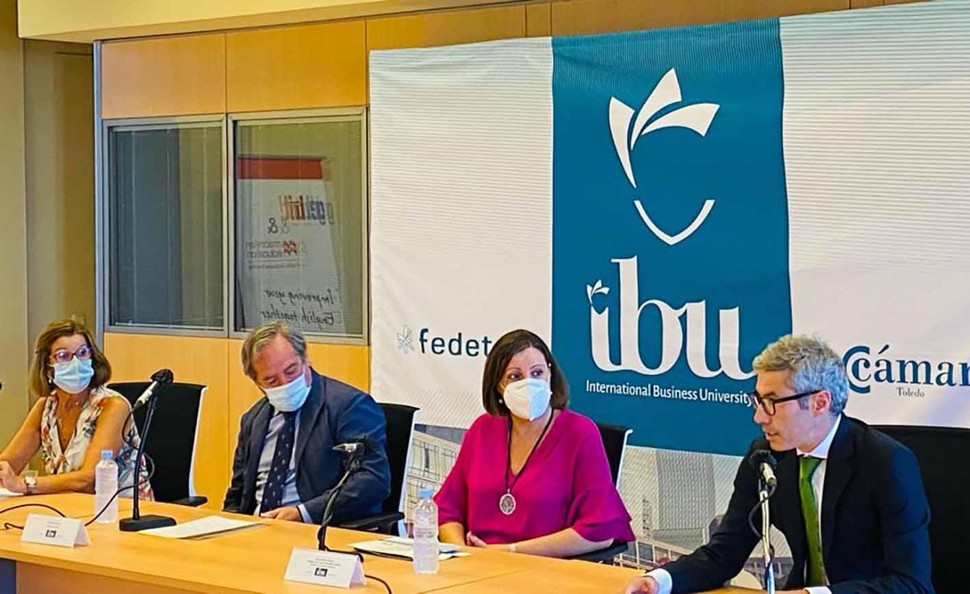 Presentación escuela IBU