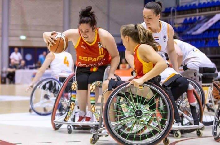 Virginia Pérez, del BSR Amiab, a los Juegos Paralímpicos de Tokio