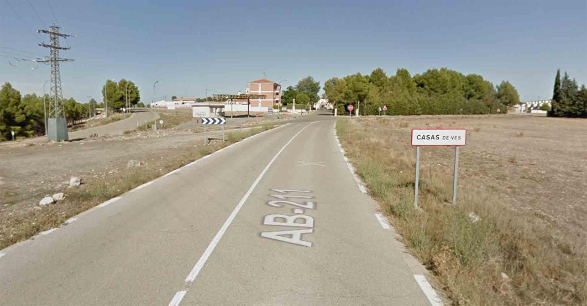 El incendio se produjo muy cerca de Casas de Ves (Albacete)