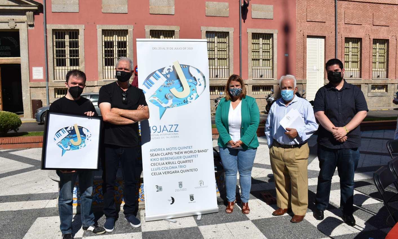 Presentación del Festival de Jazz de Talavera.