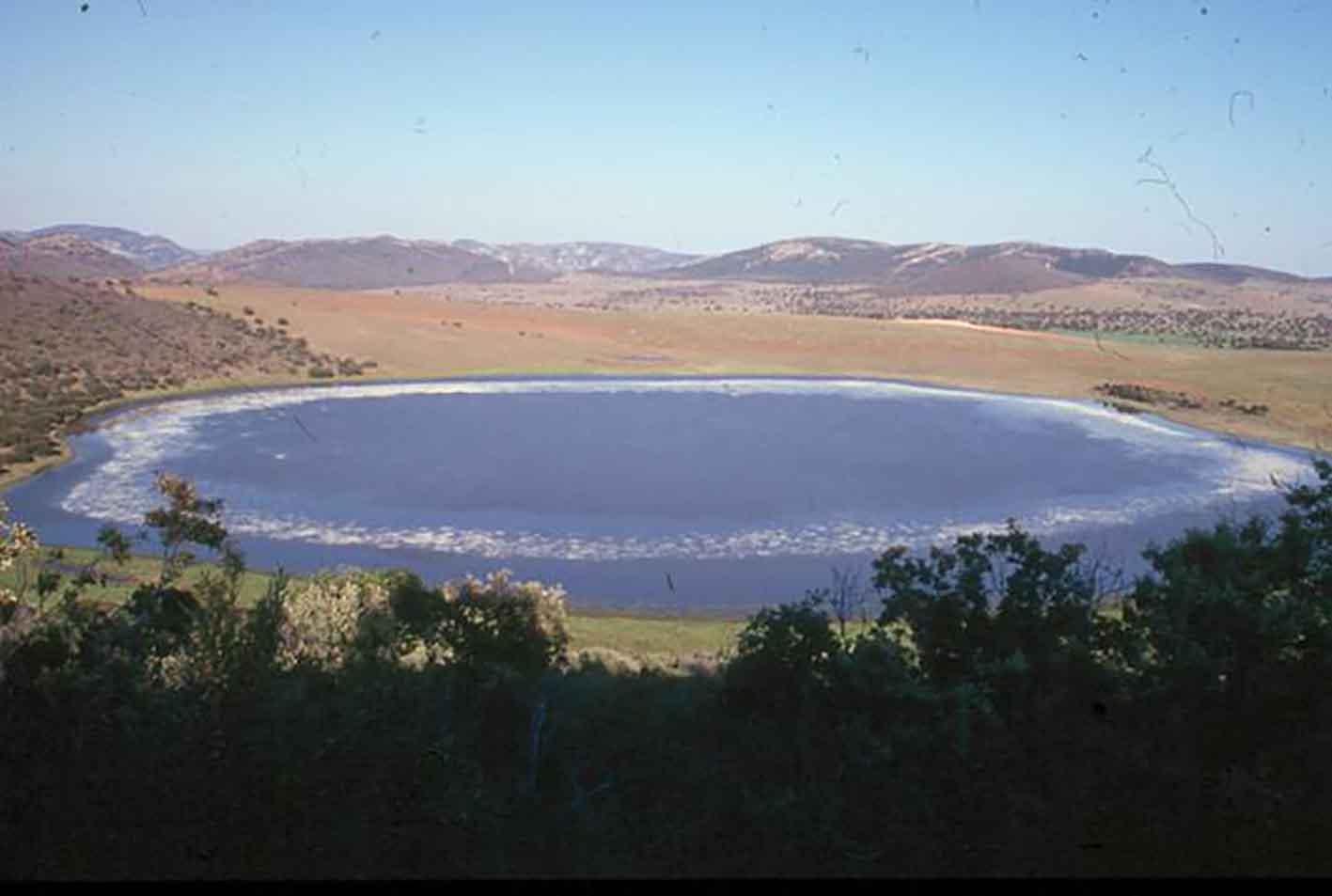 Laguna de MIchos.