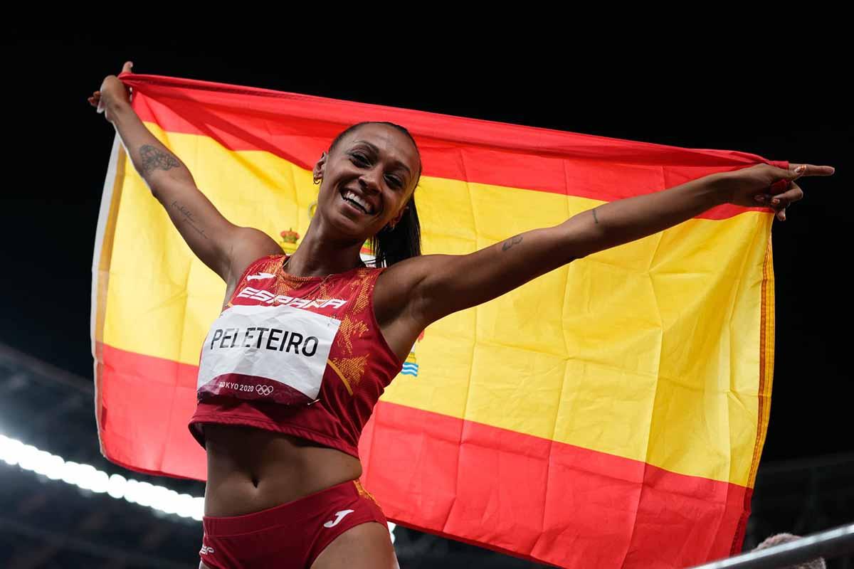 Ana Peleteiro: desde Guadalajara, a la tercera cumbre olímpica. Foto: COE