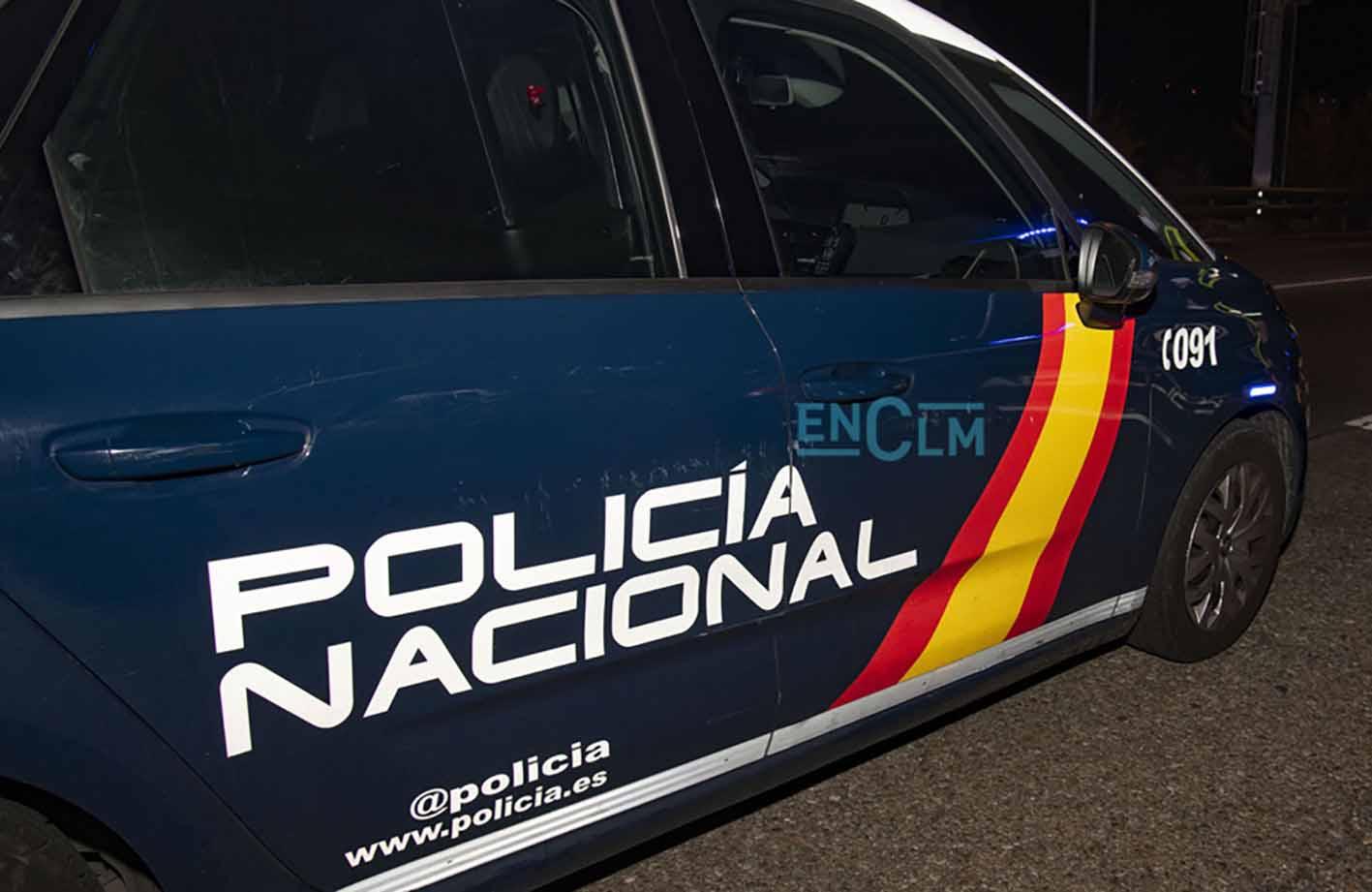 Policía Nacional y Local detienen a presunto autor de robo con violencia