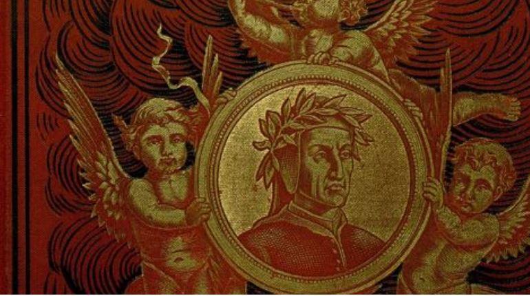 Una de las lujosas ediciones de la Divina Comedia de la que se puede disfrutar en la Biblioteca de Castilla-La Mancha