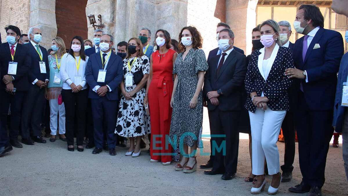 Presentación oficial de Puy du Fou España, en Toledo. Foto: Sara M. Trevejo.