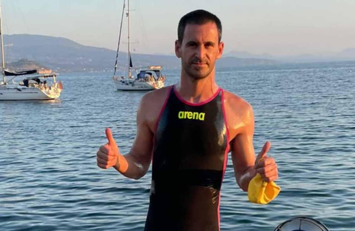 Mikel Arteaga, un gran deportista y un gran solidario