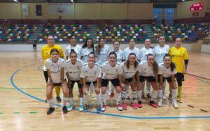 El UDAF Afanion Albacete femenino que ganó el Trofeo Joventut d'Elx. Foto: UDAF Afanion
