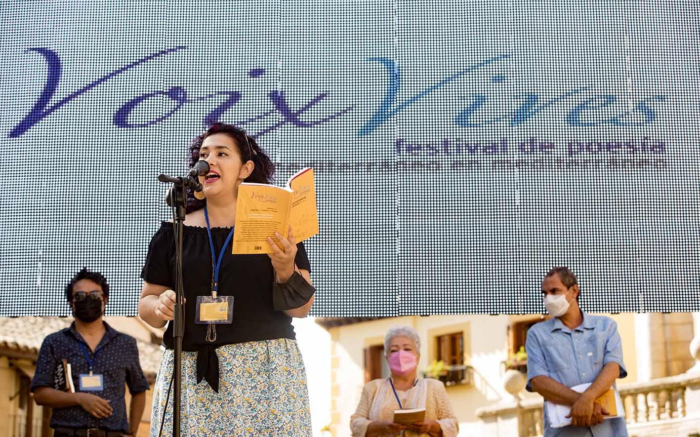 La edición de este año del Festival Voix Vives . Foto: Rebeca Arango