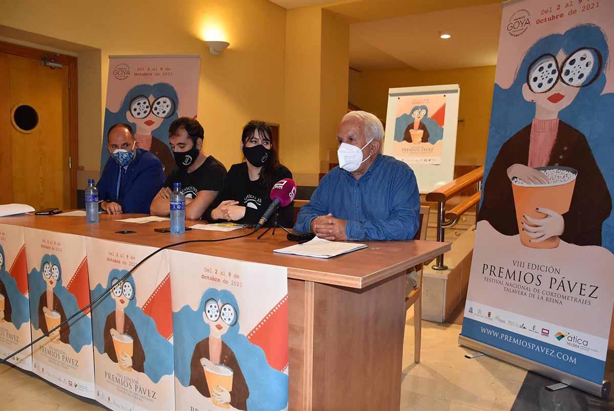 Los premios Pávez de Talavera llegan a su octava edición (en la foto, la presentación)