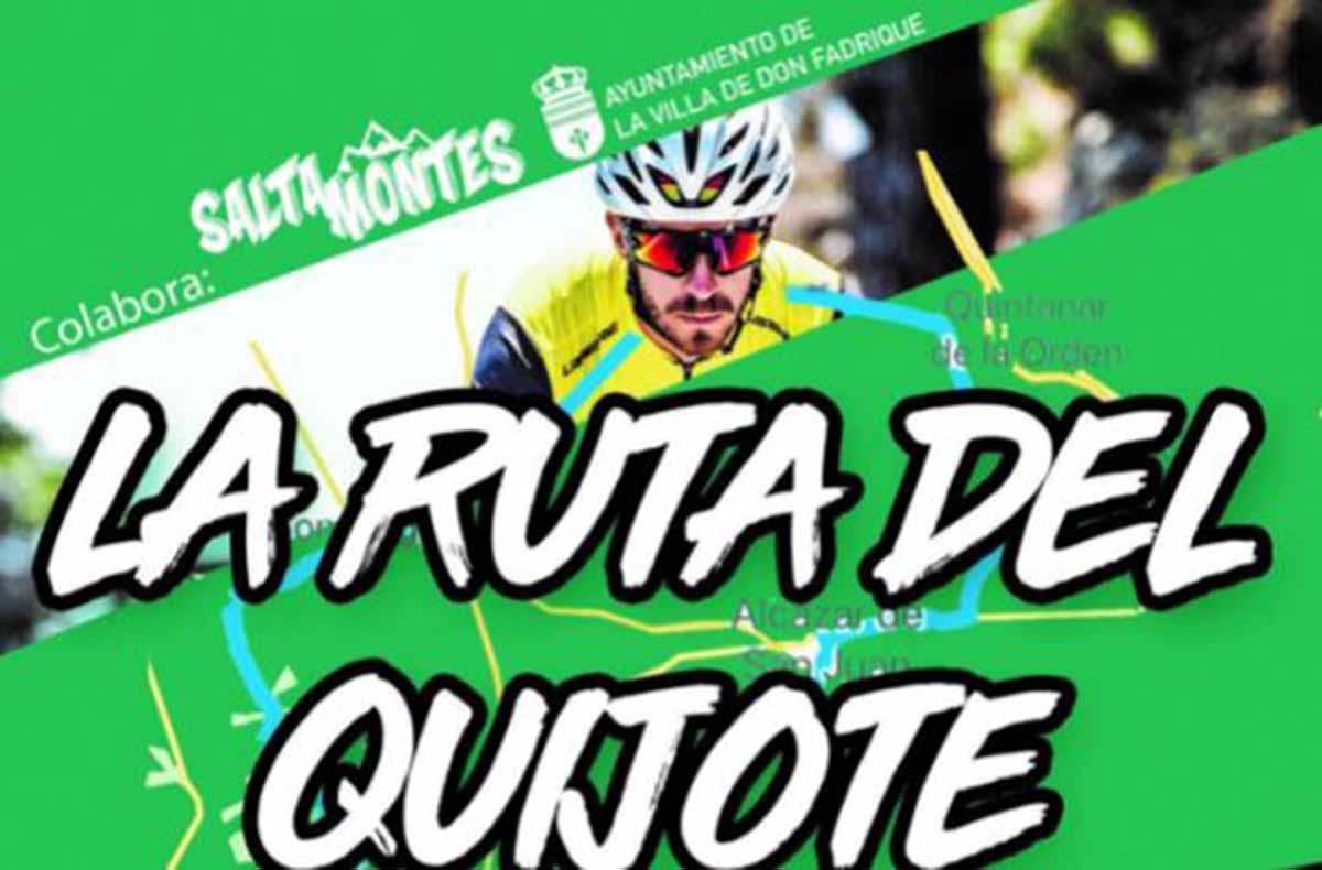 Luis Vela, el fadriqueño que pedalea contra el cáncer