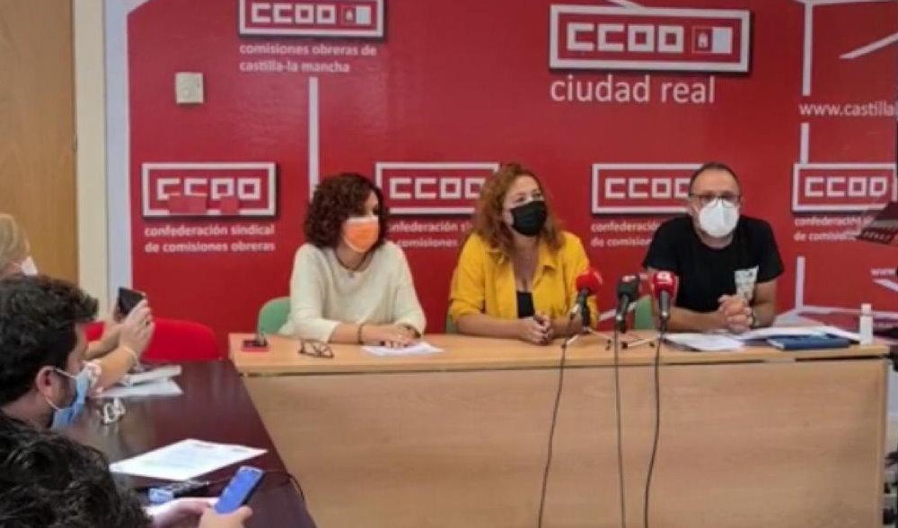 CCOO pide equiparación laboral para 610 profesionales que atienden a personas de educación especial.