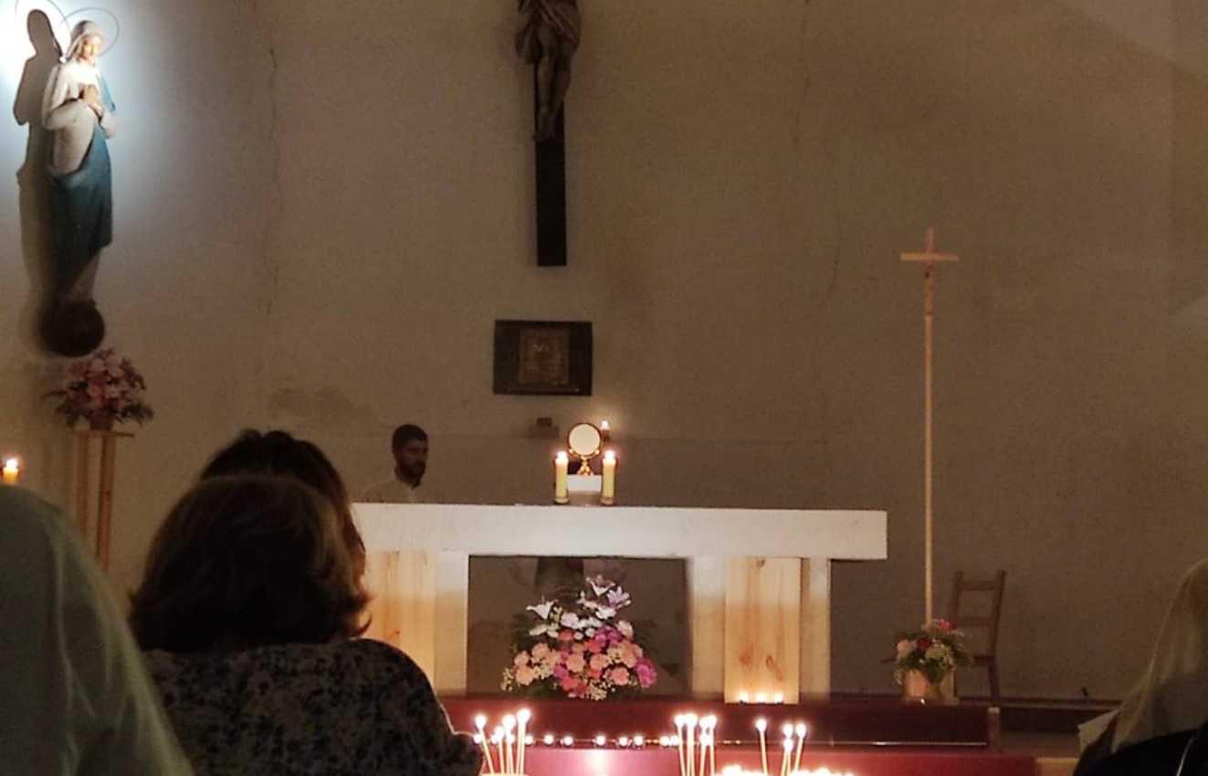 Capilla del convento María Stella Matutina de Illescas (Toledo).