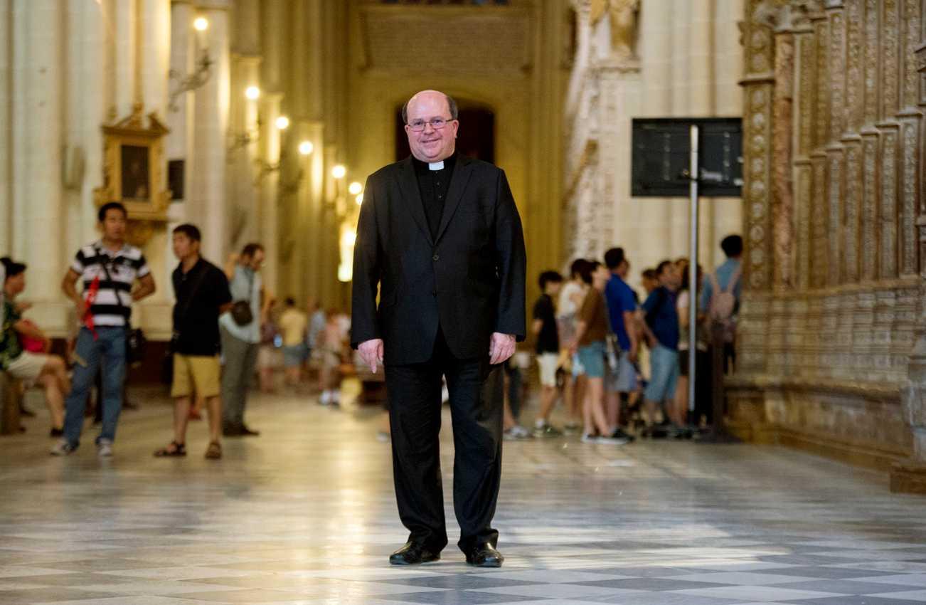 Juan Miguel Ferrer ha dimitido como deán de la Catedral de Toledo.