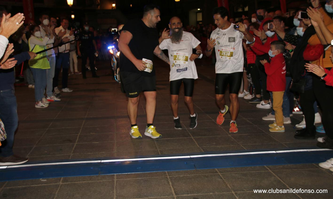 La Nocturna de Toledo, un nuevo éxito del atletismo. Foto: clubsanildefonso.com