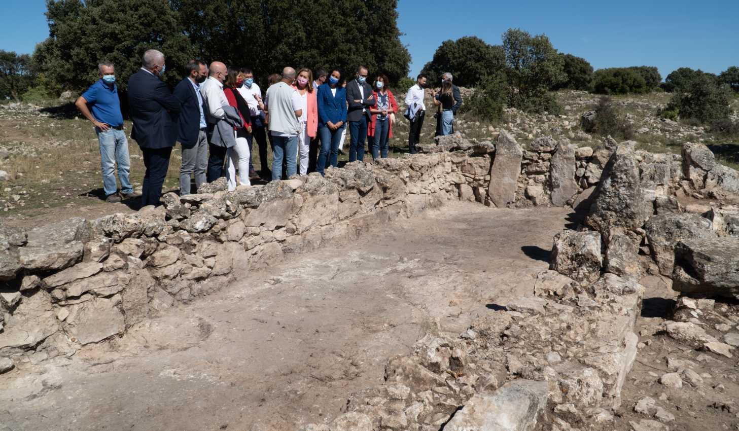 Una mezquita del siglo XI ha sido descubierta en la localidad albaceteña de Higueruela.